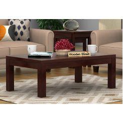 Patricia Coffee Table (Walnut Finish)