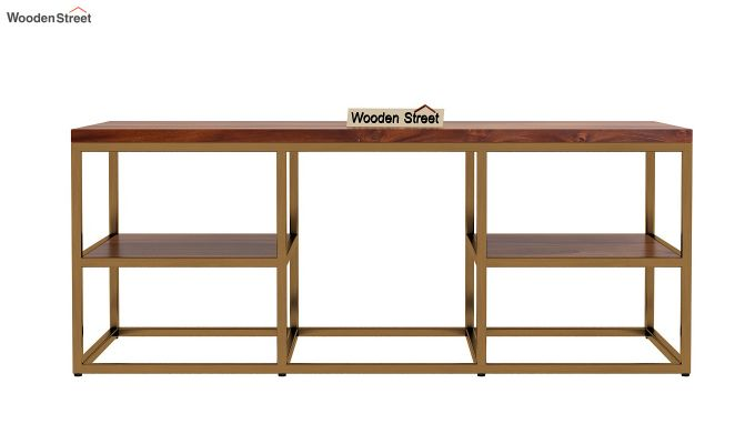 Patrick Coffee Table (Honey Finish)-4