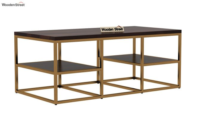 Patrick Coffee Table (Walnut Finish)-3