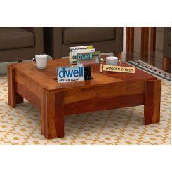 Penny Coffee Table (Honey Finish)