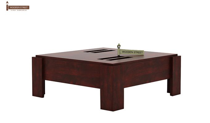 Penny Coffee Table (Mahogany Finish)-4