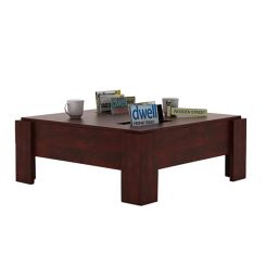 Penny Coffee Table (Mahogany Finish)