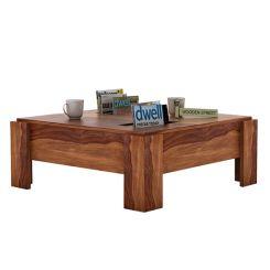 Penny Coffee Table (Teak Finish)