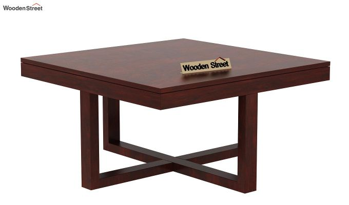 Petlin Coffee Table (Mahogany Finish)-8