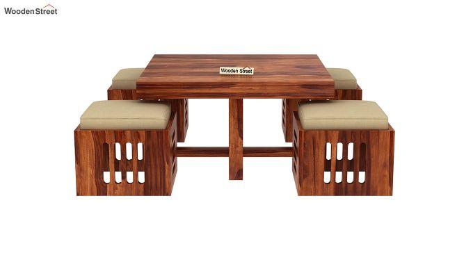 Petlin Coffee Table (Honey Finish)-5