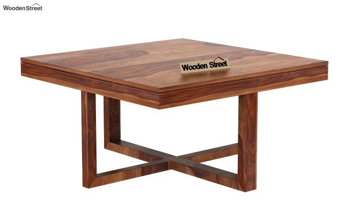 Petlin Coffee Table (Teak Finish)-8