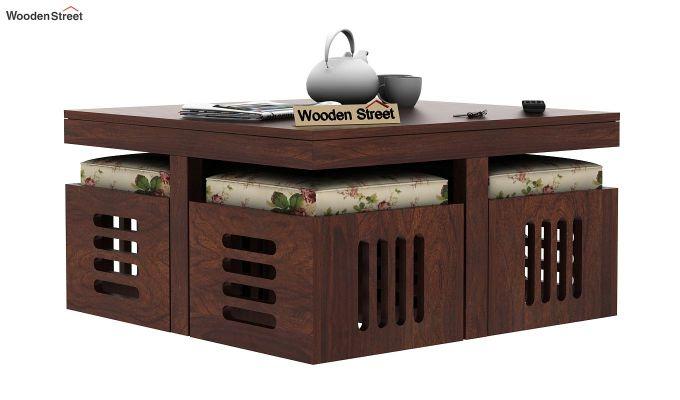 Petlin Coffee Table (Walnut Finish)-2