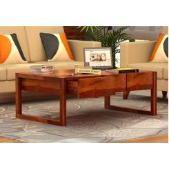 Philis Tea Table (Honey Finish)