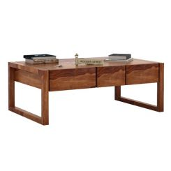 Philis Tea Table (Teak Finish)
