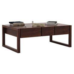 Philis Tea Table (Walnut Finish)