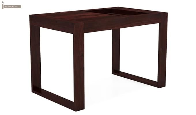 Phineas Coffee Table (Mahogany Finish)-3