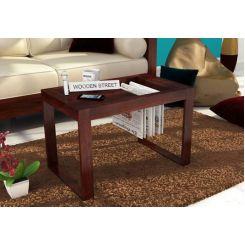 Phineas Coffee Table (Mahogany Finish)