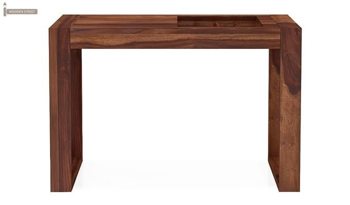 Phineas Coffee Table (Teak Finish)-4