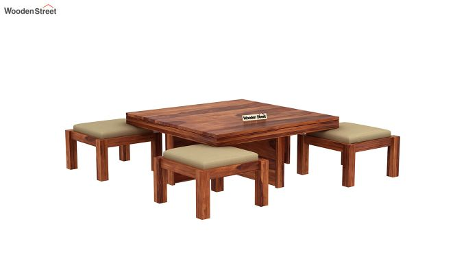Reid Coffee Table (Honey Finish)-2