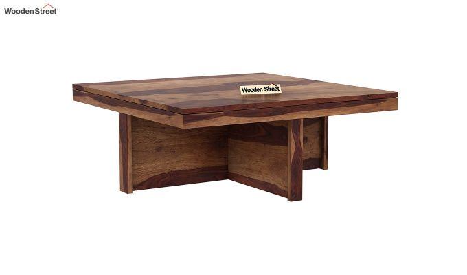 Reid Coffee Table (Teak Finish)-6