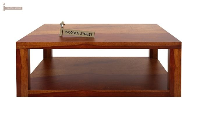 Restal Coffee Table (Honey Finish)-3