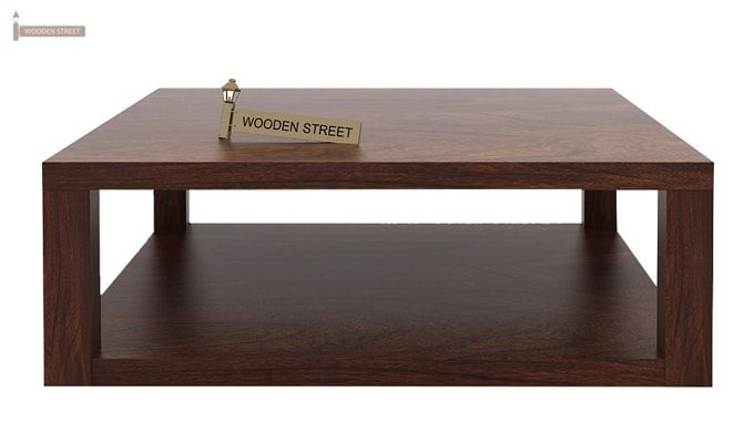 Restal Coffee Table (Walnut Finish)-3