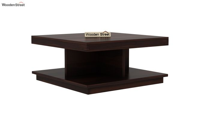 Ridell Tea Table (Walnut Finish)-2
