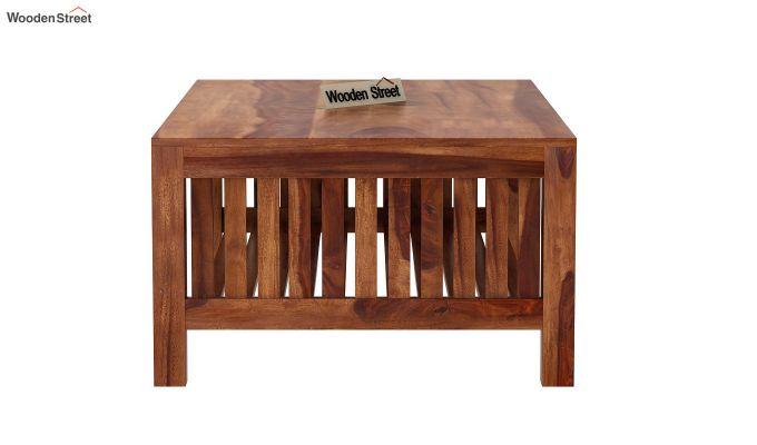 Roman Coffee Table (Teak Finish)-4