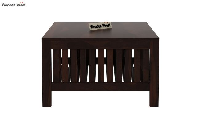 Roman Coffee Table (Wanut Finish)-4