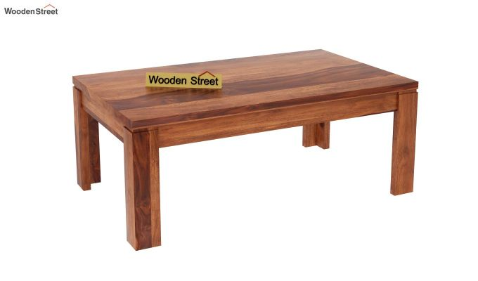 Sable Coffee Table (Honey Finish)-3