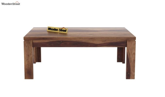 Sable Coffee Table (Teak Finish)-4