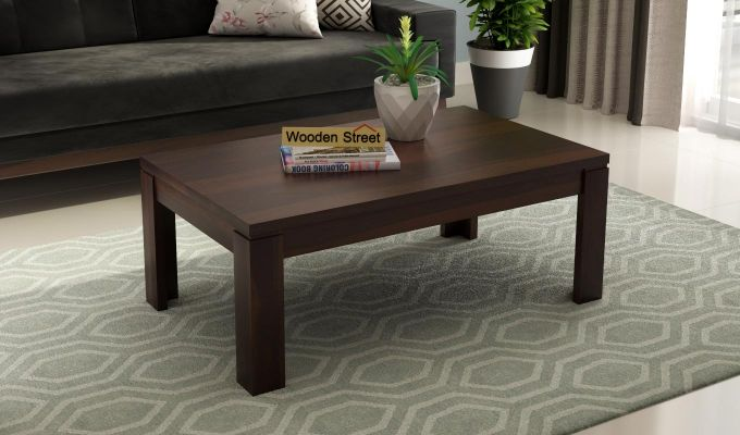 Sable Coffee Table (Walnut Finish)-1