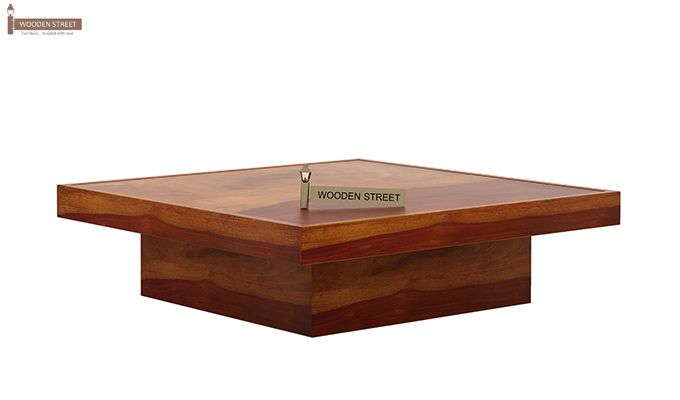 Sofar Coffee Table (Honey Finish)-3