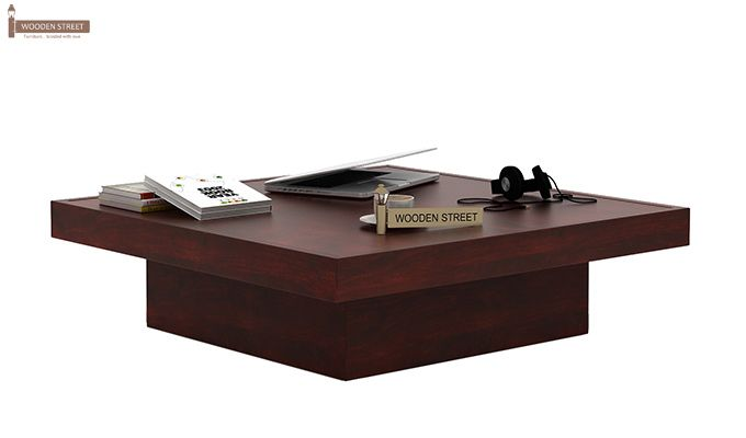 Sofar Coffee Table (Mahogany Finish)-2