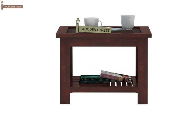 Stacy Coffee Table (Mahogany Finish)-2