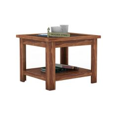 Stacy Coffee Table (Teak Finish)