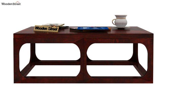 Stan Coffee Table (Mahogany Finish)-2