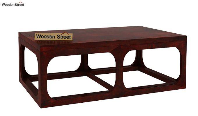 Stan Coffee Table (Mahogany Finish)-3