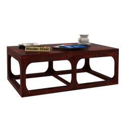 Stan Coffee Table (Mahogany Finish)