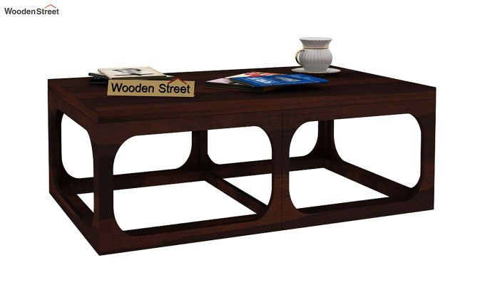 Stan Coffee Table (Walnut Finish)-1