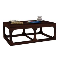 Stan Coffee Table (Walnut Finish)