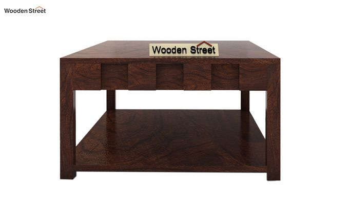 Travis Coffee Table (Walnut Finish)-5