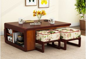 Buy Coffee Center Table Online In India Upto 55 Off