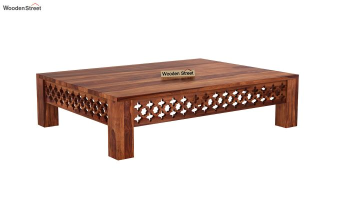 Vigo Coffee Table (Honey Finish)-3