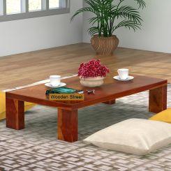 Vinessa Tea Table (Honey Finish)