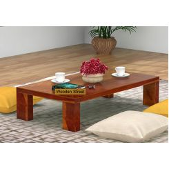 Vinessa Tea Table (Honey Finish)