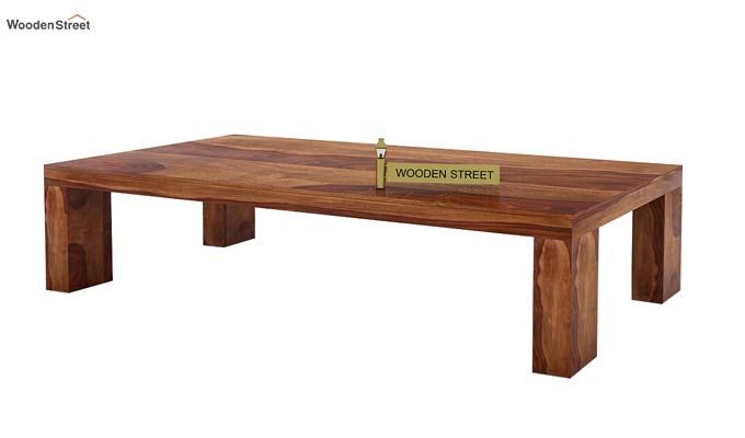 Vinessa Tea Table (Teak Finish)-3