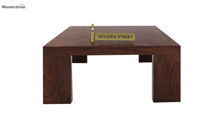 Vinessa Tea Table (Walnut Finish)-4