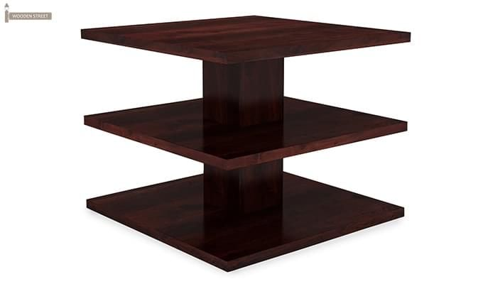 Watney Coffee Table (Mahogany Finish)-3