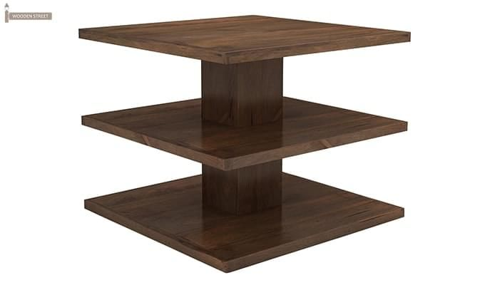 Watney Coffee Table (Teak Finish)-3