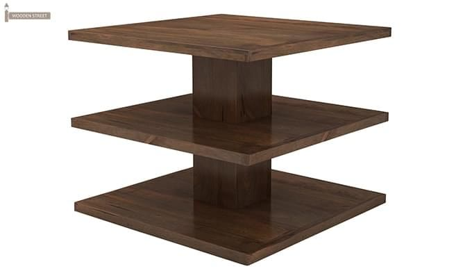 Watney Coffee Table (Teak Finish)-6