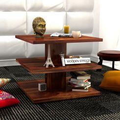 Watney Coffee Table (Teak Finish)