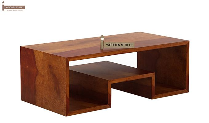 Watson Coffee Table (Honey Finish)-3