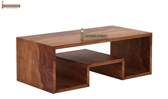 Watson Coffee Table (Teak Finish)-4