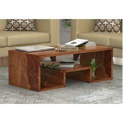 Watson Coffee Table (Teak Finish)